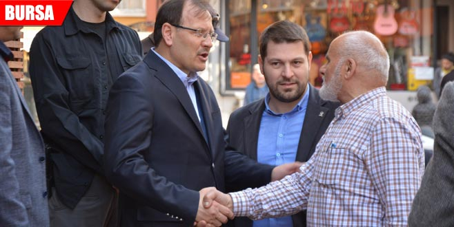 Çavuşoğlu: 'Türkiye üzerinde oynanan oyunları vatandaşımızla birlikte bozacağız'