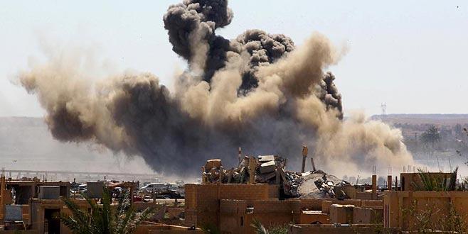 'DEAŞ Suriye'de bitti'
