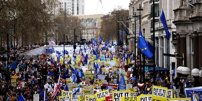 Brexit isyanı