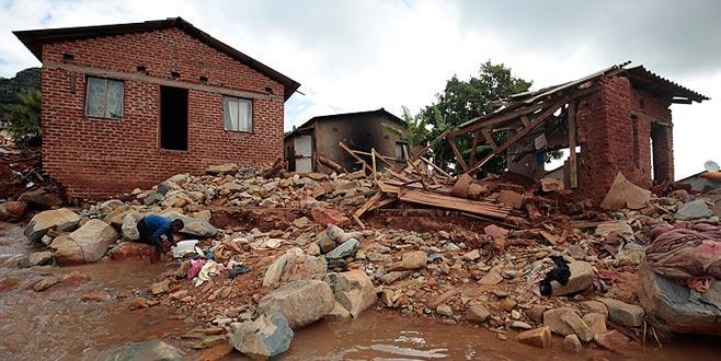 Felakette ölenlerin sayısı 700'ü geçti