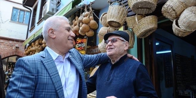 Bozbey: Heykel ve çevresi yeniden cazip hale gelecek
