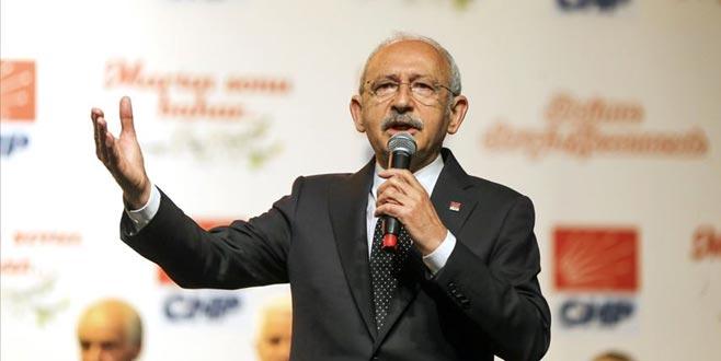 Kılıçdaroğlu: Bay Kemal olmak için tapusuz vatandaşa tapu vermek lazım