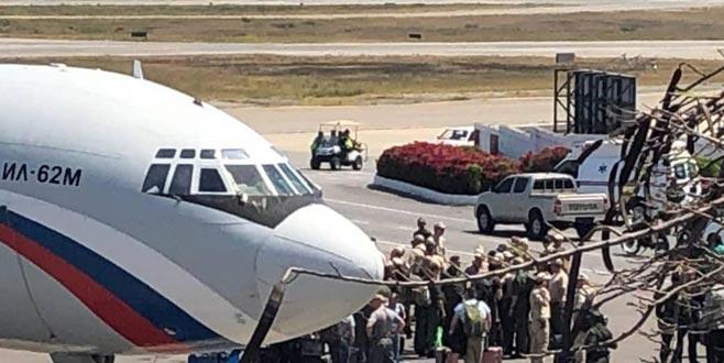 Rusya'dan bomba 'Venezuela' hamlesi