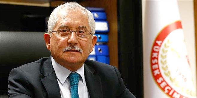 YSK Başkanı: YSK seçim hazırlıklarını tamamladı