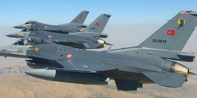 Çipras'ın Türk jetleri iddiasına yanıt!