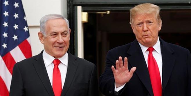 Trump'tan İsrail işgaline imza