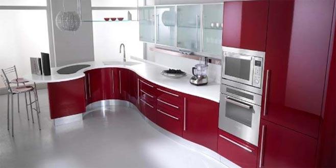 Neden mutfağınızda kırmızı renk bulundurmamalısınız?