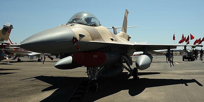 Fas'a 4,7 milyar dolarlık F-16 satışı