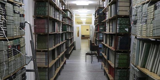 Balkanlar'ın en büyük görme engelliler kütüphanesi