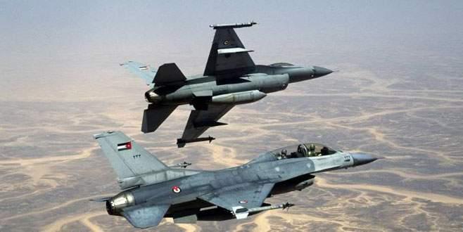 Ürdün IŞİD'ı vurdu