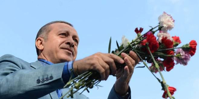 Erdoğan Bursa'da