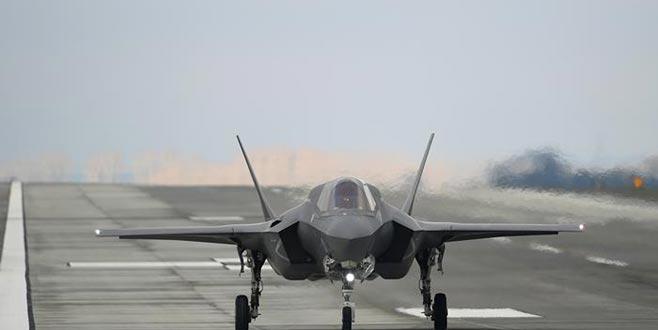 Pentagon: Türkiye F-35 programında askıya alındı