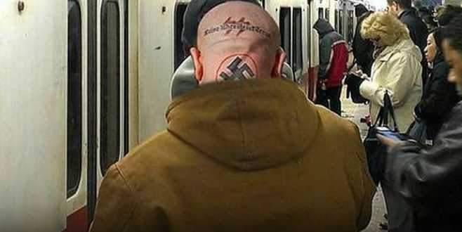 Neo-Naziler'den gazete ilanıyla tehdit!