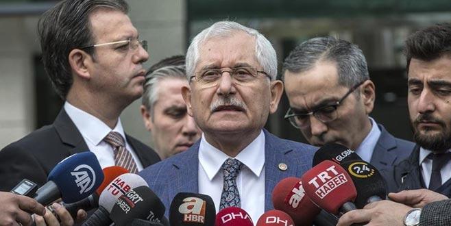 YSK Başkanı'ndan İstanbul seçimiyle ilgili açıklama