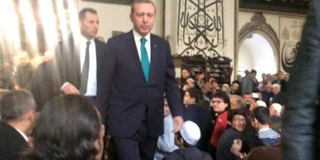 Cumhurbaşkanı Erdoğan, Bursa'ya geldi