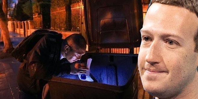 Zuckerberg'in çöpleriyle geçimini sağlıyor! Haftada 1700 TL