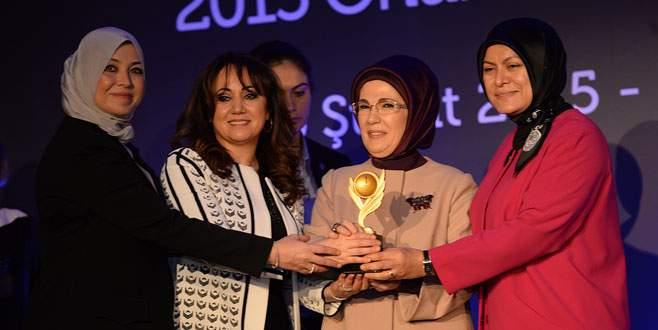 Emine Erdoğan kadın girişimciler ile buluştu