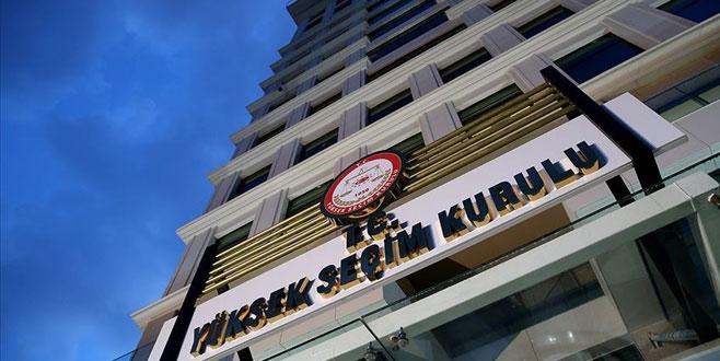 YSK'dan HDP'nin olağanüstü itirazı hakkında karar