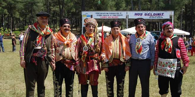 Yörük ve Türkmenler Orhaneli'nde buluşuyor