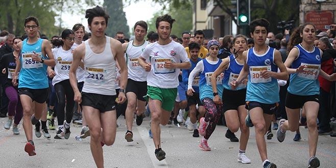 14. Uluslararası Tarihi Kent Koşusu Yarı Maratonu