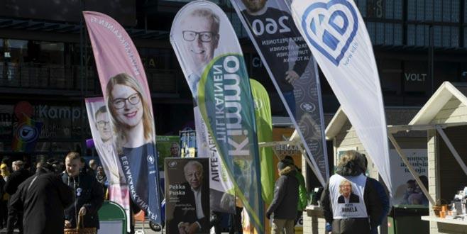 Seçime giden Finlandiya'da gündem 'iklim değişikliği'