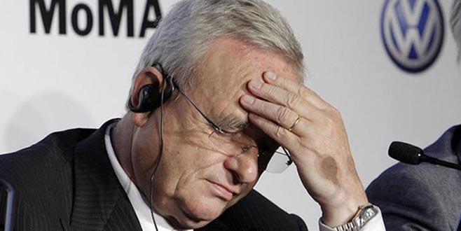 Volkswagen'ineski CEO'suna dava