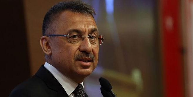 Fuat Oktay: Güçlü Türkiye olmaya devam edeceğiz