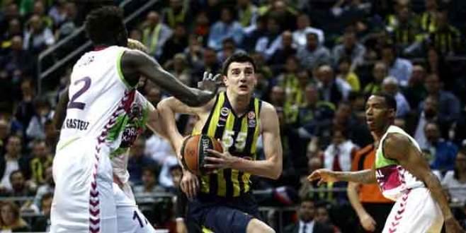 Fenerbahçe Ülker, Top 16'da iddialı