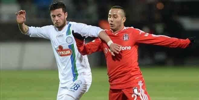 Beşiktaş, Rize'de 3 puan arıyor