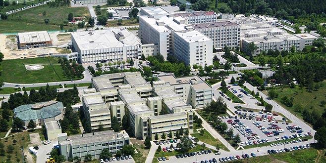 Uludağ Üniversitesi'ne dev ödenek