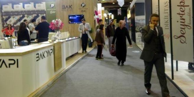 Bursa Yapı ve RisingCity Gayrimenkul Fuarı kapılarını açtı