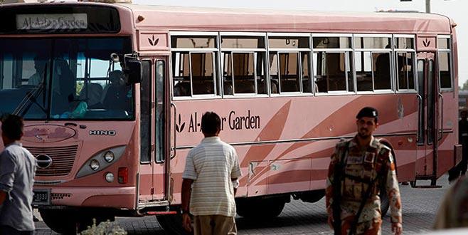 Pakistan'da vahşi infaz
