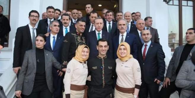 Erdoğan, rekortmen börekçiyi saraya davet etti