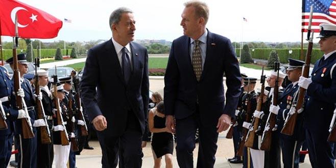 Shanahan'dan Türkiye açıklaması: Her zaman halletmemiz gereken zorluklar  olacaktır