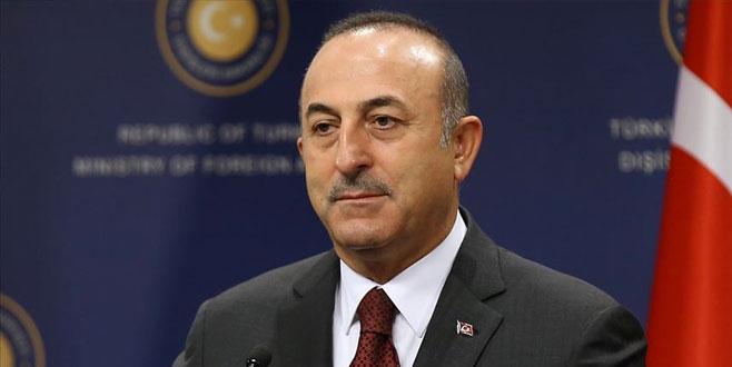 Çavuşoğlu'dan ABD'nin İran kararına tepki