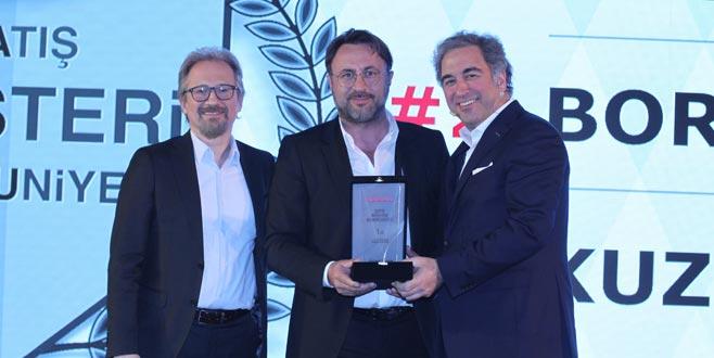 Sertepe Otomotiv'e birincilik ödülü