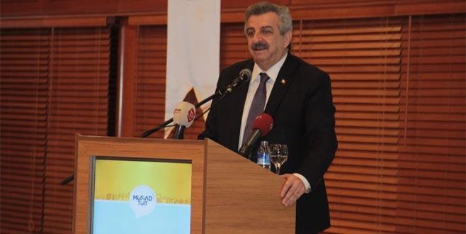 'Yerli üretim merkezi Bursa'ya en yakın noktada olmak zorunda'
