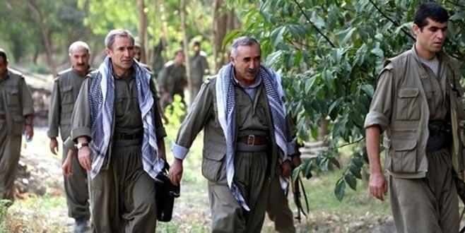 PKK'nın sözde elebaşları kadın yüzünden birbirlerine düştü