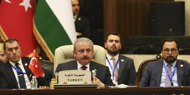 TBMM Başkanı Şentop:  Irak'tan beklentimiz, PKK unsurlarına barınma imkanı vermemesi