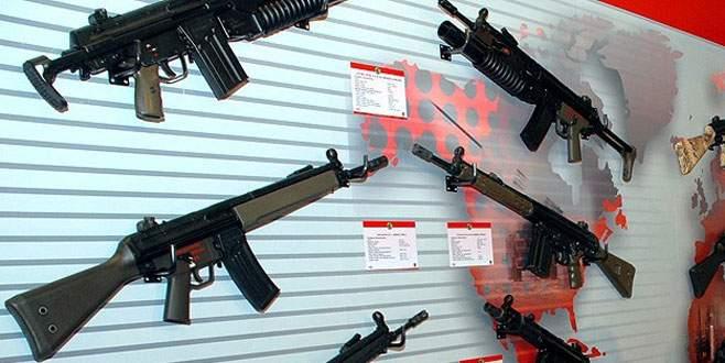 Almanya'dan IKBY'ye 13 milyon avroluk silah