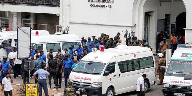 Sri Lanka'daki saldırılara Türkiye'den tepkiler
