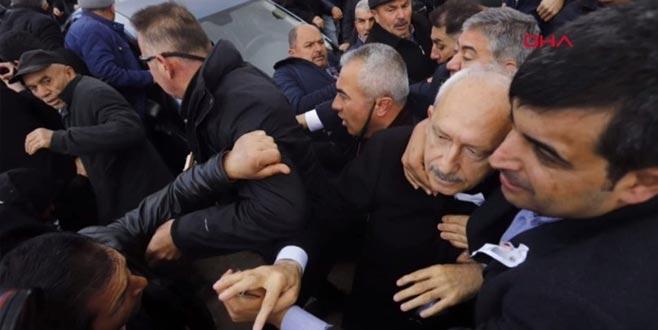 Kılıçdaroğlu'na saldırıyla ilgili 3 kişi serbest