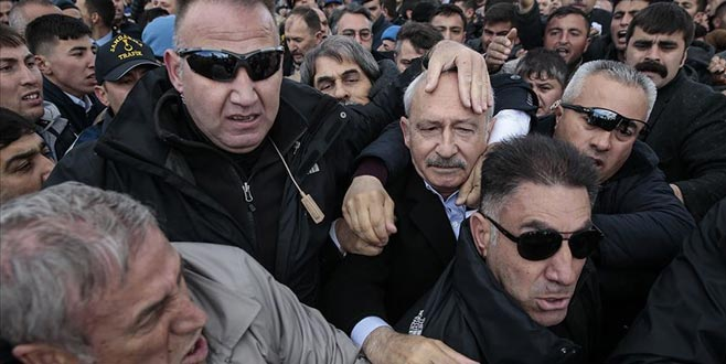 Kılıçdaroğlu'na saldırı sonrası Ankara Valiliği'nden açıklama