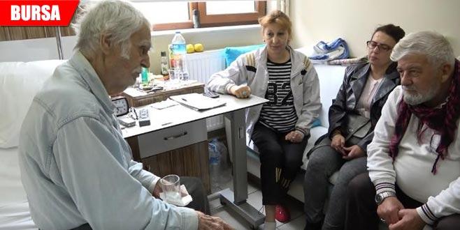 Yeşilçam'ın usta ismi 3 aydır hastanede