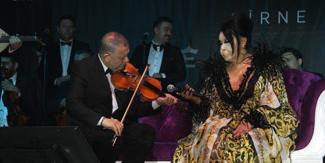 Kıbrıs'ta Diva şov