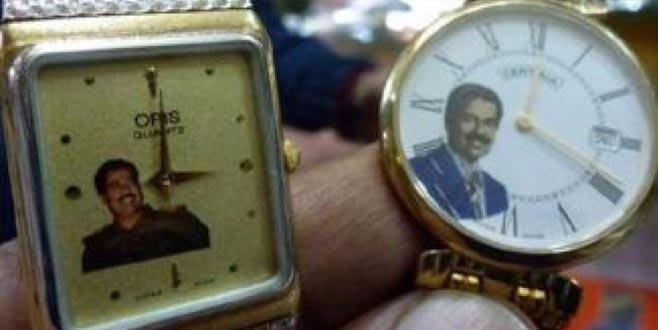 Saddam Hüseyinsaatine gözaltı