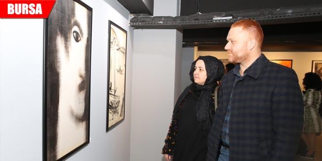 Jak İhmalyan'ın eserleri Nilüfer'de