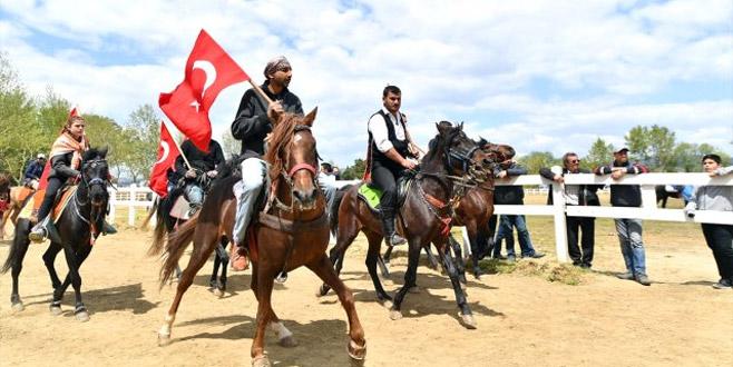 Fetih Şenlikleri rahvan atları ile son buldu