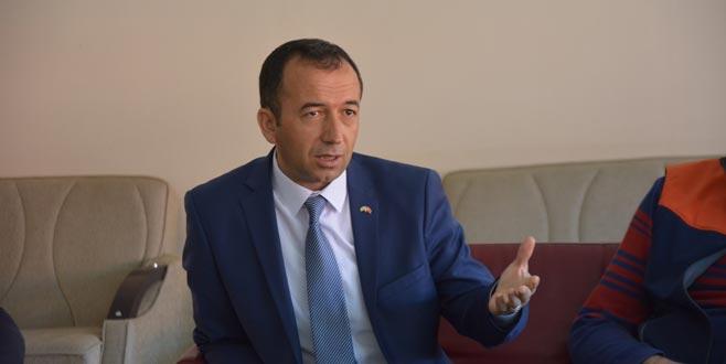 AFAD-Sen Genel Başkanı Çelik Bursa'da