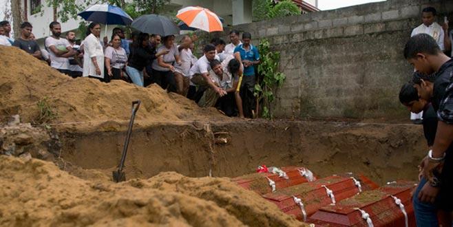 Sri Lanka'daki terör saldırılarında hayatını kaybedenlerin sayısı yükseldi